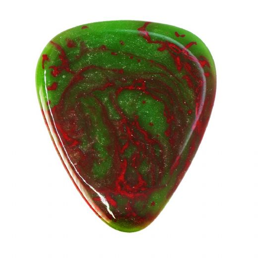Resin Tones Life on Mars 1 Guitar Pick